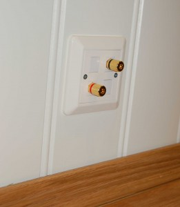 FHS Wallplate fra audiocom.no