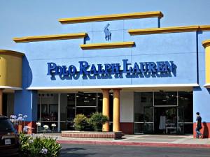 145 butikker, blant annet Polo Ralph Lauren samlet på ett sted i Gilroy, CA.