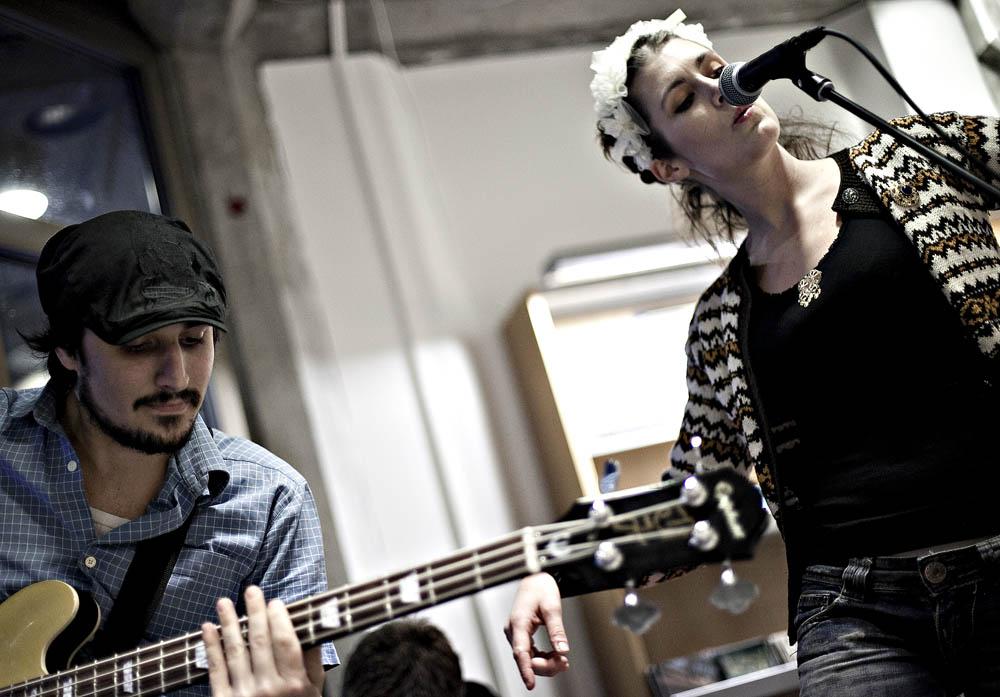 Fredag kveld har de releasekonsert på Rush i Stavanger.