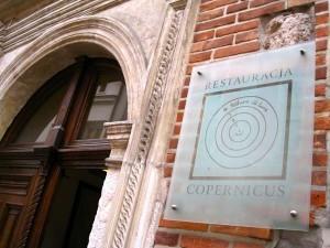 Hotel Copernicus inneholder en av de bedre restaurantene i Krakow. Denne finner du også i Michelinguiden. Foto: Lars Idar Waage