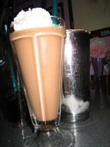 Dobbelt opp med milkshake