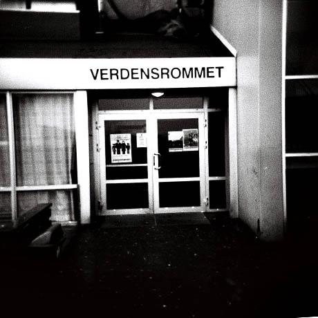 Ikke alle bydeler som kan skilte med å ha Verdensrommet i bydelen. Men i Hillevåg har vi det, på Internasjonalt Hus.